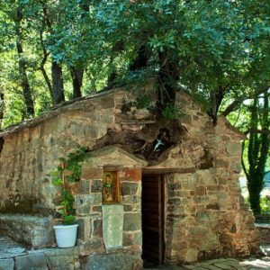 Biserica din vasta peloponez